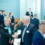Tagung des European Dealer Council am 07. und 08.11.2019 in Glaeserne Manufaktur von Volkswagen in Dresden .  Foto: Oliver Killig