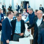 Tagung des European Dealer Council am 07. und 08.11.2019 in Glaeserne Manufaktur von Volkswagen in Dresden .  Foto: Oliver Killig