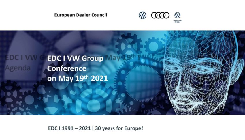 62nd EDC Conference virtually  1991 – 2021 | 30 years EDC